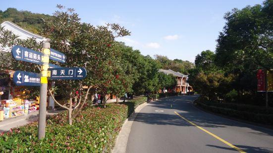 普陀山山門