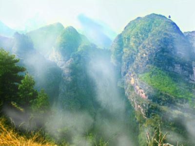 九峰山風景區