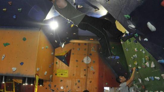 漢威室內攀岩館