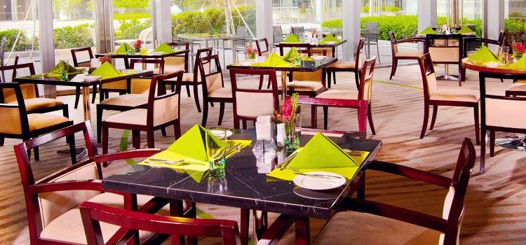 HuangGuanJiaRi Hotel YuanJing Café1