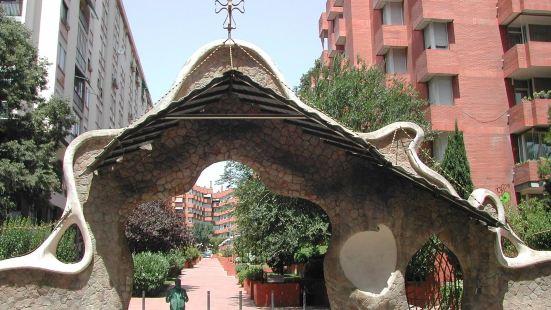 米拉雷斯莊園之門