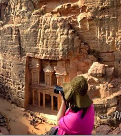中东游记图文-【约旦】从玫瑰的城, 到蔚蓝的海 - 上山下海旅行小攻略