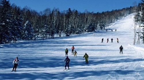 七步溝滑雪場