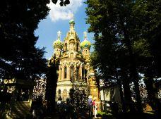 救世主滴血大教堂-圣彼得堡-1712548