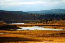海顿山谷-黄石国家公园-Johnlubao