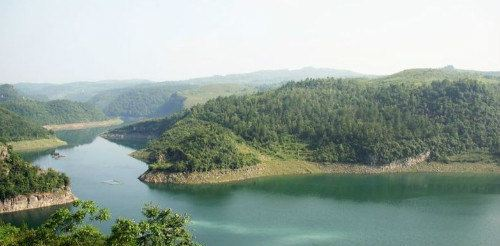 Sanzhang Water Provincial Forest Park