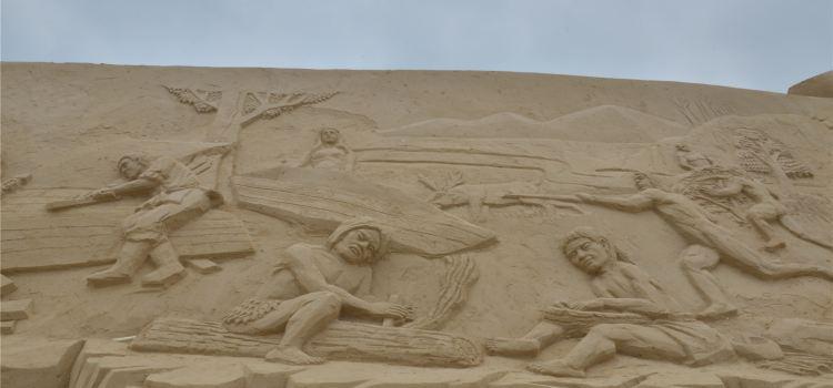平潭沙雕園2