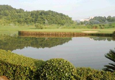 湖南梓山湖國際高爾夫俱樂部