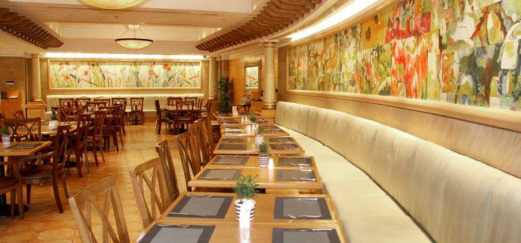 Guo Bin Hotel Garden Café1