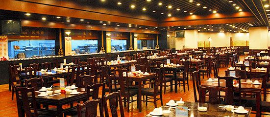 Hua Tian Hotel Seafood Buffet