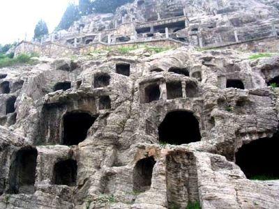 魯班窯石窟