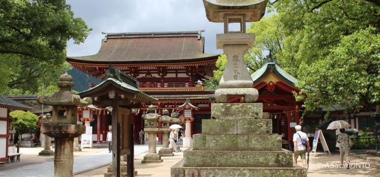 Dazaifu Tenmangū Shrine2