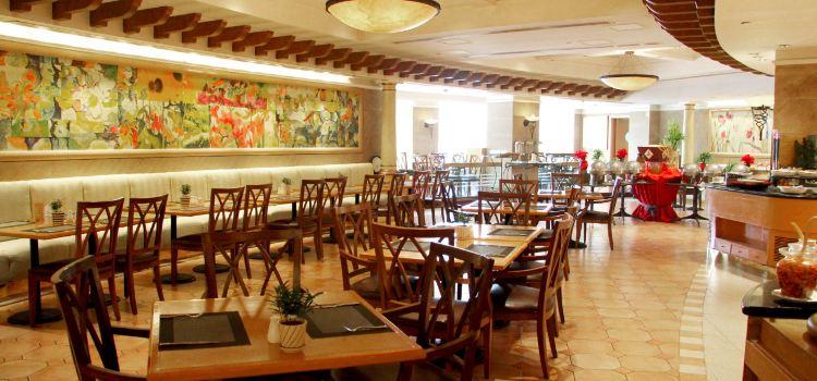 Guo Bin Hotel Garden Café3