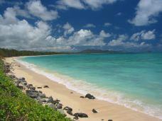 Waimanalo海滩-夏威夷-Oo陛下oO