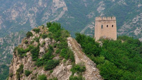 Great Wall at Bailing Pass