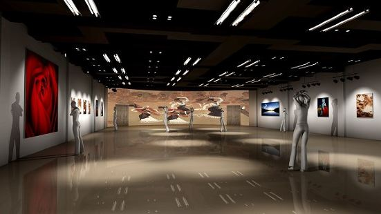 紡織品博物館