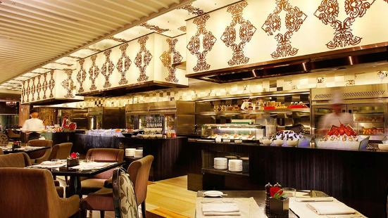 Sofitel Guangzhou Sunrich Hotel Buffet Restaurant