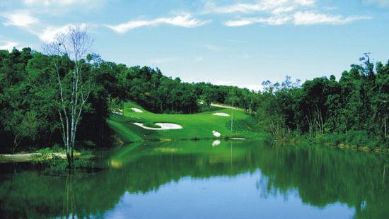 Sanya Forest Valley Golf Club