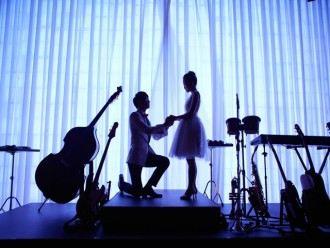 Music Show Wedding