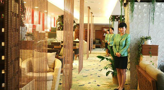 Zui Mei Cha Yuan ( Merlinhod Hotel)1