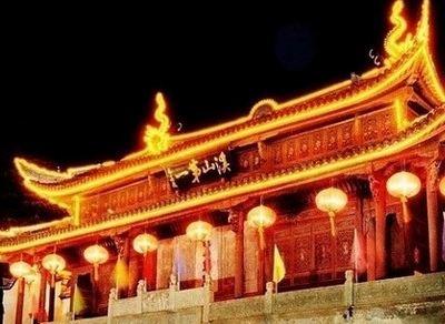 ジョウ州城隍廟