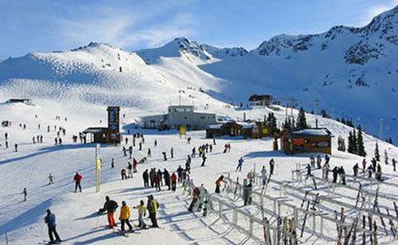 Changbaishan Ski Field
