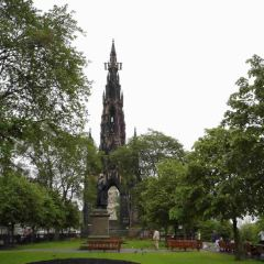 Scott Monument User Photo