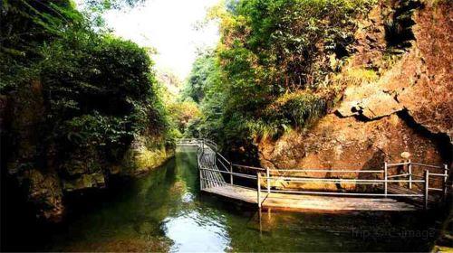 Chama Ancient Path Scenic Area
