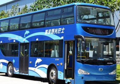 환다오 관광버스