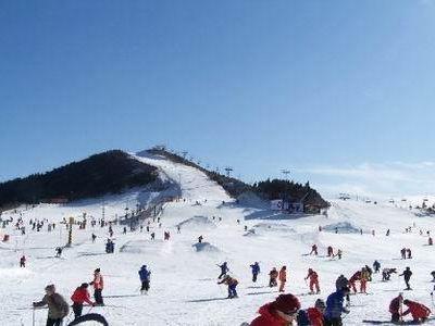 롄화산(연화산) 스키장