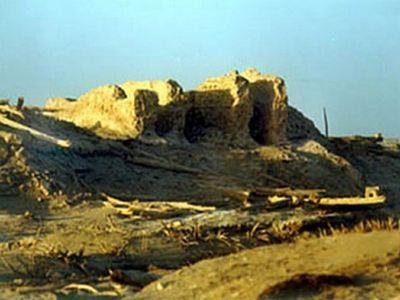 博格達沁故城