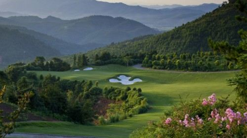 Luhushan International Golf Club