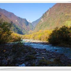 동라산대협곡 여행 사진