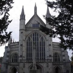溫徹斯特教堂用戶圖片