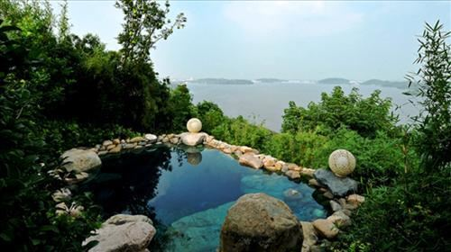 Tianmu Lake Hantian Spring & Spa