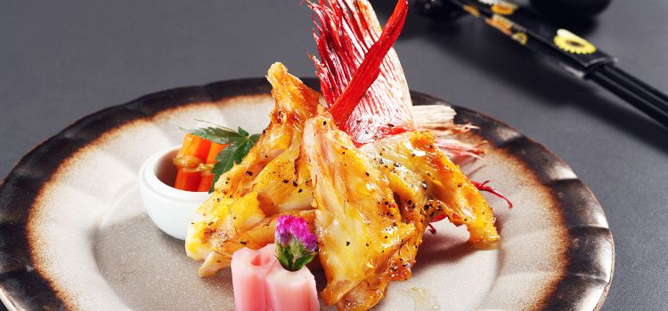 FuTian Ju RiBen Huang Shang Indian Restaurant (FuLi Center)1