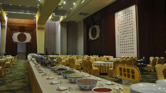 靈山梵宮餐廳