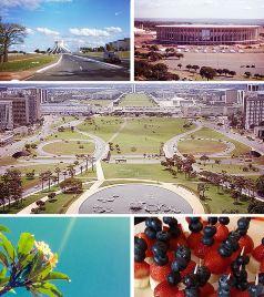 巴西利亚游记图文-【巴西】巴西利亚 世界杯圣地 最年轻的世界遗产
