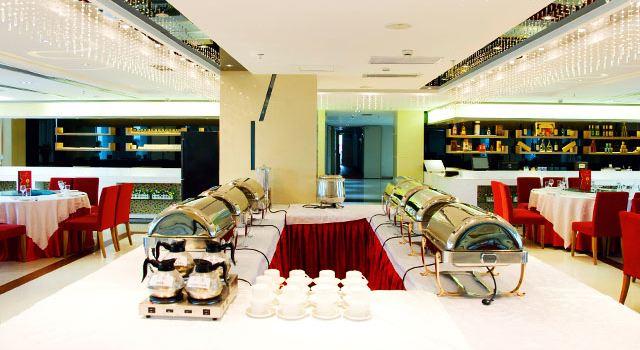 友和雅商大酒店中餐廳2