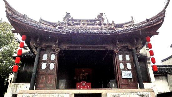 Xiuzhen Temple Drama Stage