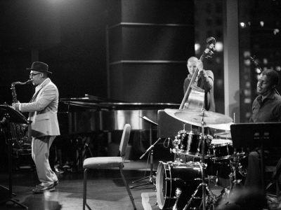 林肯中心爵士樂表演
