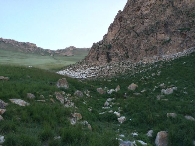 Longshou Mountain Nature Reserve