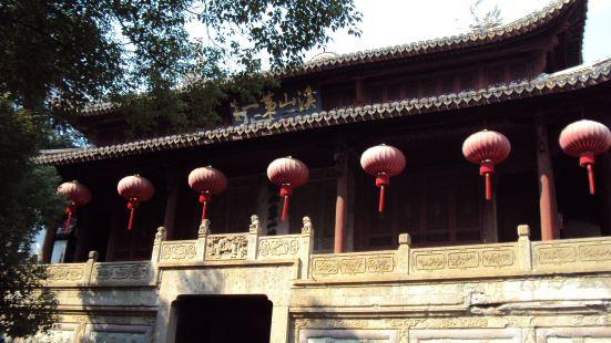 溪山第一樓(城隍廟)