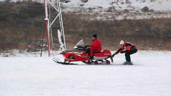 Beijing Badaling Ski Resort