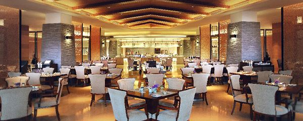 Sha Zhou Restaurant (Pullman Oceanview Sanya Bay Resort & Spa Hotel)
