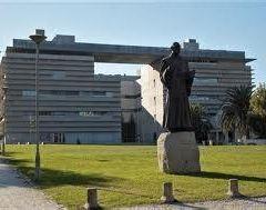 리스본 대학교 여행 사진
