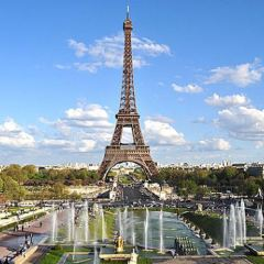 Paris User Photo