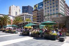 联合广场-旧金山-兔爺