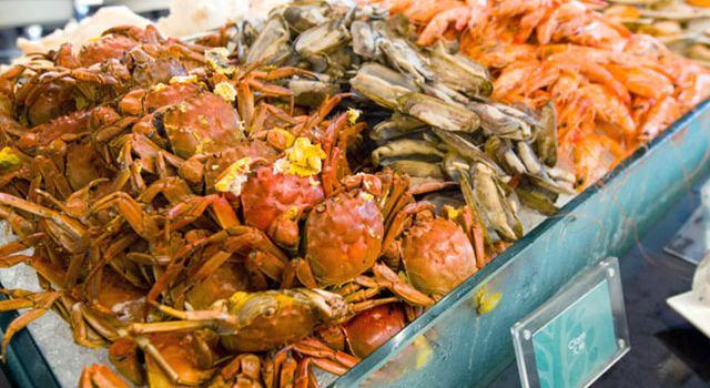 Hai He (Banyan Tree Tianjin Riverside) Reviews: Food