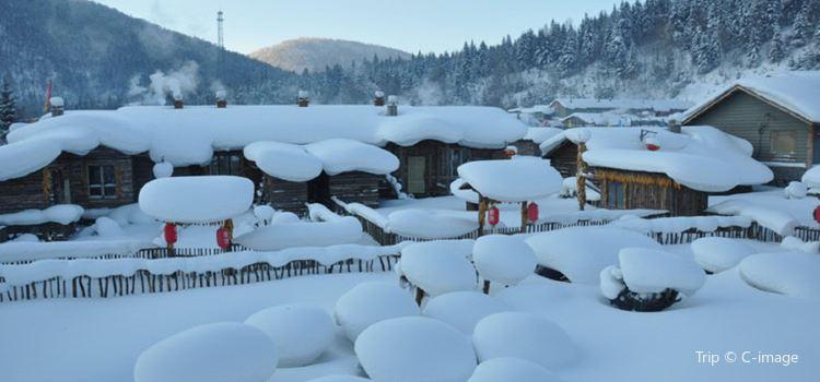 China Snow Valley1